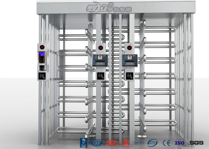 Biometric Access Control Turnstiles